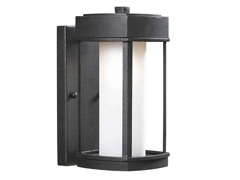 Davenport Medium Wall Lantern, Copper Bronze