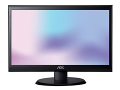 "AOC 19"" LED Monitor"
