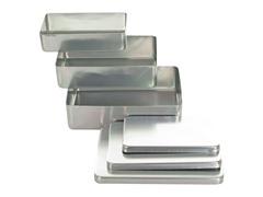 Stalwart 3-Piece Aluminum Storage Box