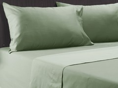 600TC Reversible Sheet Set-Sage-2 Sizes