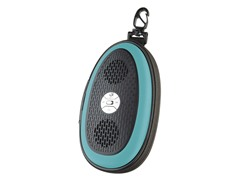 GPX Portable Speaker Pouch - Teal
