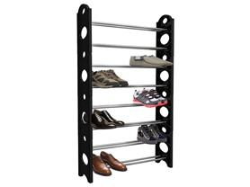 8-Shelf Stackable/Detachable Shoe Rack