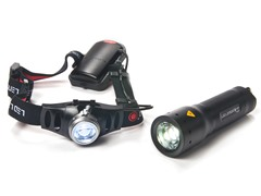LED Lenser  P7 Flashlight & H5 Headlamp