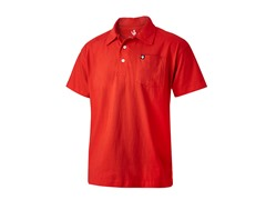 Toasting Man Polo - Red