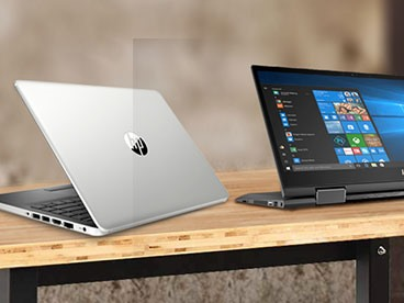 All Different Kinds of HP Notebooks