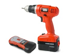 Black & Decker Drill and Stud Finder Set