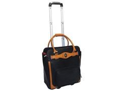 "16"" Rolling Laptop Case - Black"