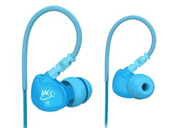 M6 In-Ear Sport Earbuds - Teal