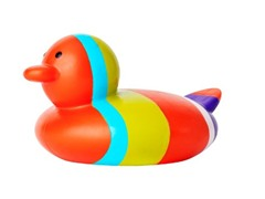 Odd Duck - 'Squish' Orange