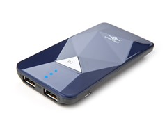 Power Gem 3500 Power Bank - Blue