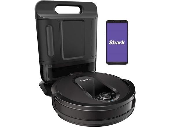 Shark IQ Robot Self-empty XL Vacuum on sale