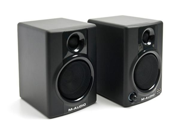 m audio av30 studiophile speakers. Black Bedroom Furniture Sets. Home Design Ideas