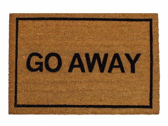 Clever doormats go away - Clever doormats ...