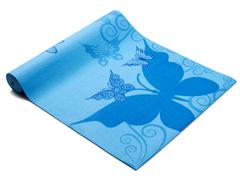 Fitness Basics Turquoise Yoga Mat