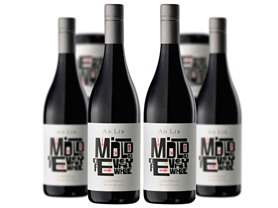 6-Pack Ad Lib Shiraz Wine