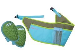 PiNKthumb HIP-ster & KneeKAP Set, Green