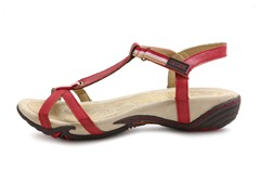 Jambu Shasta Sandals - Red