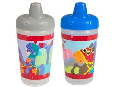 Sir Prance-A-Lot 2-Pk of Sippy Cups