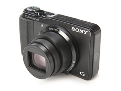Sony 18.2MP 20x Opt Zoom Digital Camera