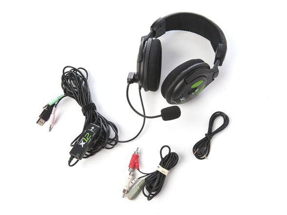EAR FORCE X12 DRIVERS FOR WINDOWS VISTA