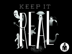 """""""Keep It Real"""" Pullover Hoodie"""