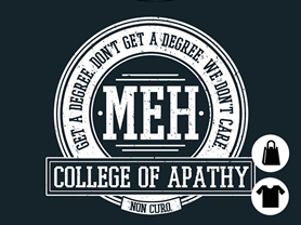 College of Apathy