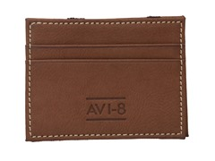 AVI-8 Magic Wallet, Brown
