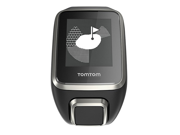 tomtom golfer 2 gps watch. Black Bedroom Furniture Sets. Home Design Ideas