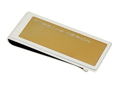 Stainless Steel Money Clip, Lacquer White