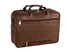 "Irving Park Leather 15.4"" Laptop Case"