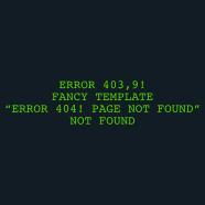 Error 403,9
