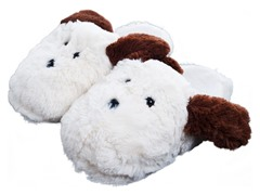 Cuddlee Slippers - Puppy
