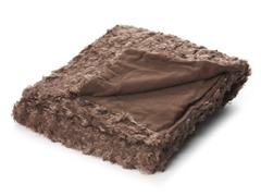 Posh 50x60 Throw-Coffee