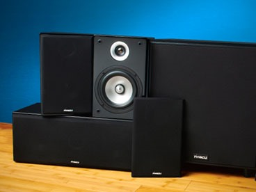 Pinnacle Speakers