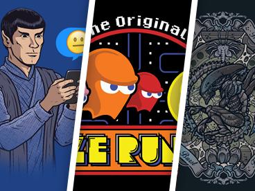 Derby Editor's Choice T-Shirts: Sci-Fi