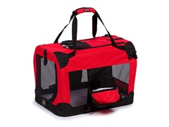 Pet Life 360° Vist View House Carrier - Red