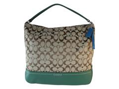 Park Signature Hobo Shoulder Handbag,Ivy