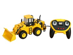 Remote Control Wheel Loader w/ Sound