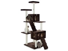 "GleePet 70"" Cat Tree Coffee Brown"