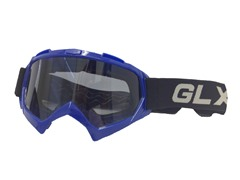 Youth Off-Road Goggles - Blue