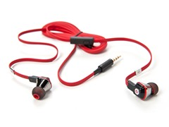 Hi-Fi In-Ear Headphones w/ SCCB - Red
