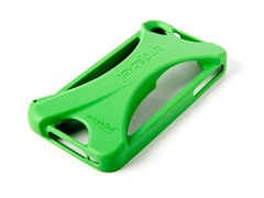 ampjacket for iPhone 4/4S - Green