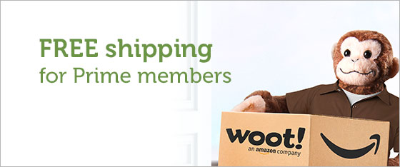8633eb695bae8 Announcing FREE Shipping for Amazon Prime Members! - Woot
