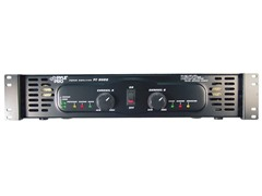 "19"" Rack Mount 3200W Bridgeable Power Amplifier"
