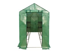 2-Tier 12-Shelf Portable Greenhouse