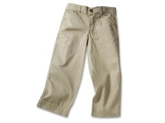 Infant Twill Pants - 2 Colors