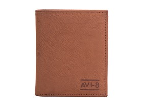 AVI-8 Wallet, Light Brown