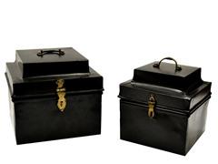 Iron Temple Box Set of 2