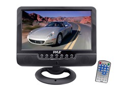 "9"" Monitor with USB/SD Card Readers"