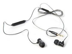 JBuds J3M Micro Atomics Earphones w/ Mic